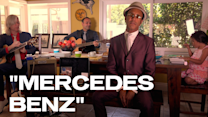 "Kitchen Table Blues, ""Mercedes Benz"""