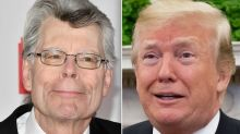 Stephen King Goes After Donald Trump's Latest Attack On Immigrants: 'Jesus, Man'