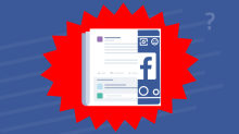 Facebook prototypes tabbed News Feed with Most Recent & Seen