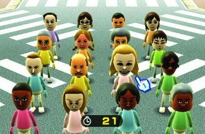 Wii Play back on top of UK sales charts this week