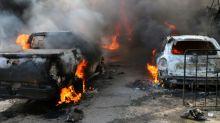 Bomb kills eight in Turkish-held Syria town: monitor