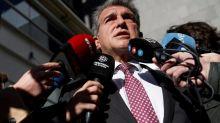 Barcelone : Joan Laporta n'enterre pas la Super Ligue !
