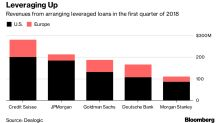 Credit Suisse Gears Up for Wave of Leveraged Loan Issuance