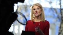 Kellyanne Conway scoffs at ethics watchdog: 'They want to put a big roll of masking tape over my mouth'