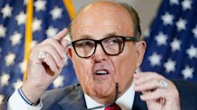 Giuliani admits his associate asked for a fee of $20,000 a day to help Trump overturn the election, but says he didn't know about it