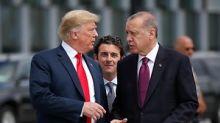 Newsblog zum Syrien-Krieg: Erdogan erteilt Trump klare Absage