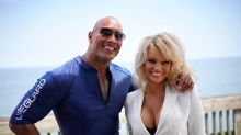 The Rock Confirms Pamela Anderson For The New Baywatch Movie