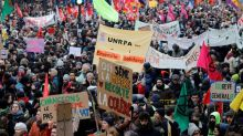 Grève: «La contestation ne concerne pas seulement les retraites»