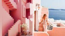 異國浪漫秘景!5個粉紅色控蜜月旅遊景點