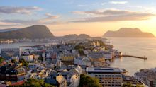 Ålesund cruise port guide