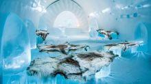 挑戰住冰酒店!趁夏天的尾巴去瑞典旅行