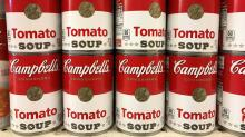 Campbell Soup CEO quits; company cuts forecast, to review portfolio