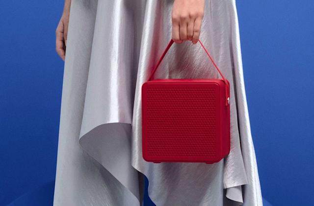 Urbanears' $199 portable speaker is meant to be shared