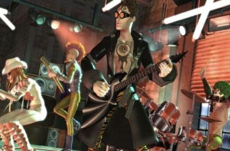 Riccitiello: EA backing away from big acquisitions, not buying Harmonix