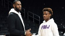 LeBron James' $85 million deal fuels stunning theory about son