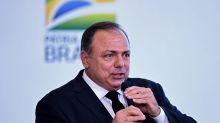 Em tratamento contra a Covid, ministro da Saúde é internado em Brasília com quadro de desidratação