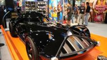 The Cars of Comic-Con 2014