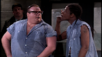 Matt Foley in Prison