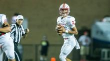 Football recruiting: Center Grove quarterback Tayven Jackson commits to Tennessee