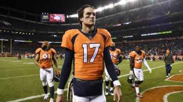 Osweiler's up and down career coming to end
