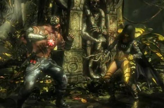 Kano gets the green light for Mortal Kombat X