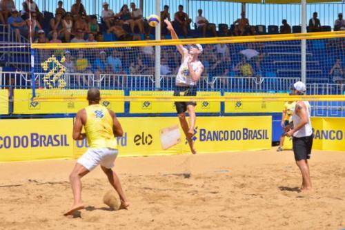Campeões olímpicos classificados para as quartas do Circuito Brasileiro
