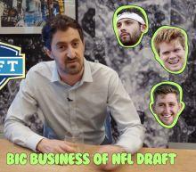 Business + Coffee: Ford killing cars, Kanye tweets, NFL Draft