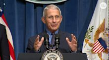 Dr. Anthony Fauci says Trump campaign ad takes him 'out of context,' insists he didn't endorse anyone