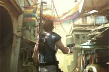 Resident Evil 5 likely M.I.A. until at least April 08