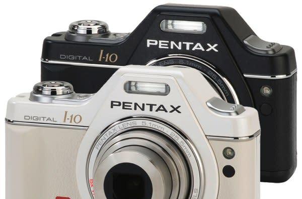 Pentax confirms Optio I-10, H90, and E90 budget-friendly shooters