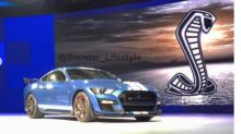 2020 Ford Shelby GT500 revealed in Instagram post