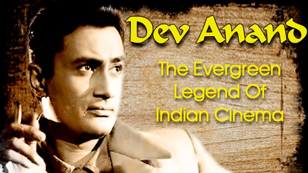 Dev Anand- The Evergreen Legend Of Indian Cinema