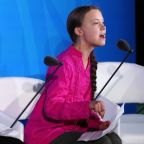Teenager Thunberg angrily tells U.N. climate summit 'you have stolen my dreams'