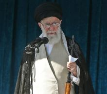 New US sanctions target Iran's supreme leader, military brass