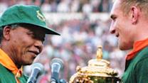 The Powerful Moment That Took Place the Day Nelson Mandela Put on a Rugby Uniform