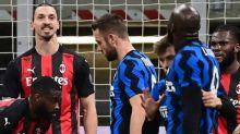 Inter-AC Milan: La provocation d'Ibra qui a fait vriller Lukaku