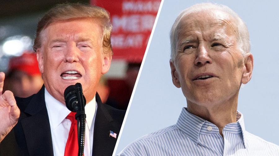 Trump's dig at Biden over Pa. draws sharp response
