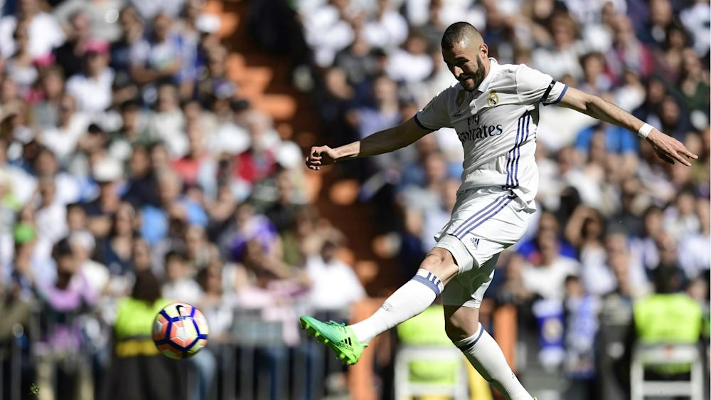 Real Madrid, Benzema a marqué contre toutes les équipe de Liga