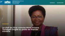 Togo: Victoire Sidémèho Tomegah-Dogbé, 1ère femme Premier ministre depuis l'indépendance