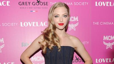 Seyfried 'couldn't Wait' to Play Lovelace
