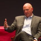Ex-Microsoft CEO Ballmer: How Silicon Valley should handle some of its most vexing questions