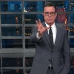 Stephen Colbert honors Notre-Dame by recreating rose window on The Late Show