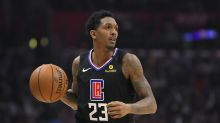 Lou Williams, Kendrick Perkins feud over strip club visit: 'He knows better'