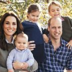 Kate Middleton and Prince William Pose With Their 3 Kids for Casual Family Holiday Card