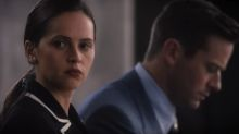 Felicity Jones Is Ruth Bader Ginsburg In New Trailer For 'On The Basis Of Sex'