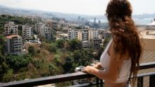 Lebanese turn their back on 'hopeless' country after blast