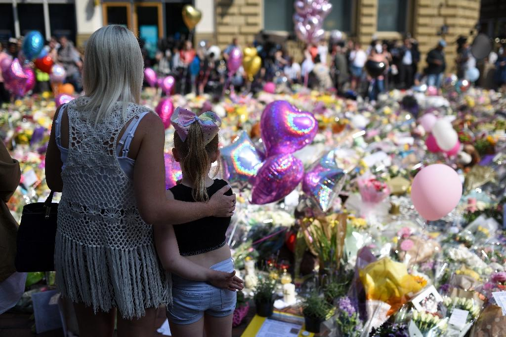 Children were among the 22 victims of suicide bomber Salman Abedi in Manchester (AFP Photo/Oli SCARFF )