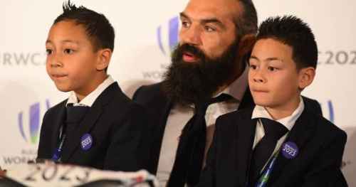 Rugby - CM2023 - Les médias néo-zélandais et irlandais critiquent l'apparition des enfants de Jonah Lomu