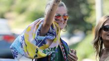 Laeticia Hallyday : Sa folle soirée en boîte avec Yannick Noah