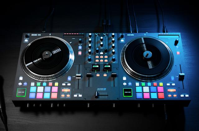 Rane packs high-end tech into its first single-unit DJ controller